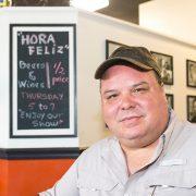 Manuel Rodriguez, Owner of Charleston's Restaurant, Cortaditos Cuban Cafe